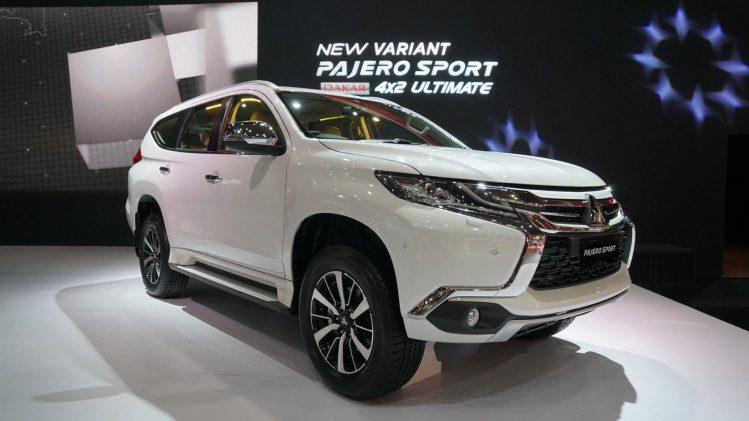 Harga pajero sport dakar ultimate ready stok unit 2019 bandung 2020, Review